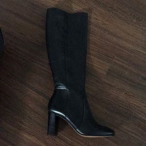 Banana Republic Shoes - Black Boots